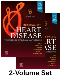 Cover image for Braunwald's Heart Disease,2 Vol Set
