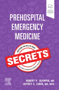 Cover image for Prehospital Emergency Medicine Secrets