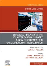 Cover image for Enhanced Recovery in the ICU After Cardiac Surgery An Issue of Critical Care Clinics