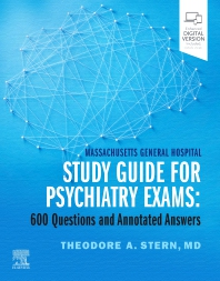 Cover image for Massachusetts General Hospital Study Guide for Psychiatry Exams