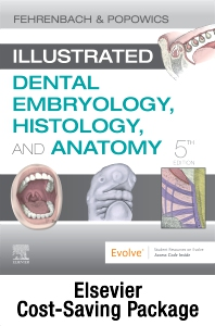 Illustrated Dental Embryology, Histology, and Anatomy - Text and Student Workbook Package - 5th Edition - ISBN: 9780323733564