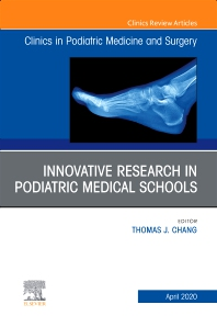 Cover image for Top Research in Podiatry Education, An Issue of Clinics in Podiatric Medicine and Surgery