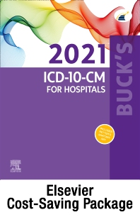Buck's 2021 ICD-10-CM Hospital Edition, 2020 HCPCS Professional Edition & AMA 2020 CPT Professional Edition Package - 1st Edition - ISBN: 9780323752114