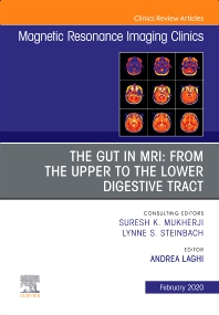 Cover image for MR Imaging of the Bowel, An Issue of Magnetic Resonance Imaging Clinics of North America