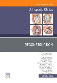 Cover image for Reconstruction,An Issue of Orthopedic Clinics