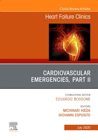Cover image for Cardiovascular Emergencies, Part II, An Issue of Heart Failure Clinics