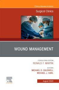 Cover image for Wound Management, An Issue of Surgical Clinics