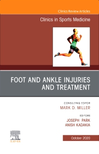 Cover image for Foot and Ankle Injuries and Treatment, An Issue of Clinics in Sports Medicine