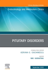 Cover image for Pituitary Disorders, An Issue of Endocrinology and Metabolism Clinics of North America