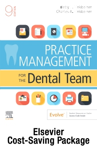 Practice Management for the Dental Team - Text and Workbook Package - 9th Edition - ISBN: 9780323755474
