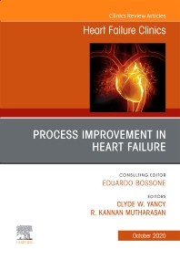 Cover image for Process Improvement in Heart Failure, An Issue of Heart Failure Clinics
