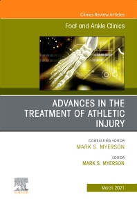 Cover image for Advances in the Treatment of Athletic Injury, An issue of Foot and Ankle Clinics of North America