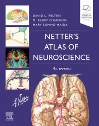 Netter's Atlas of Neuroscience - 4th Edition - ISBN: 9780323756549
