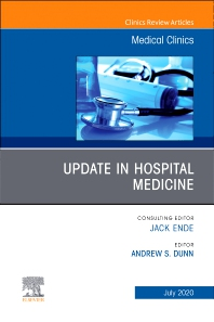 Cover image for Update in Hospital Medicine, An Issue of Medical Clinics of North America