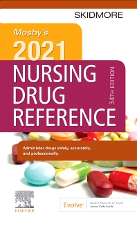 Mosby's 2021 Nursing Drug Reference - 34th Edition - ISBN: 9780323757331, 9780323757362