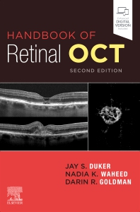 Cover image for Handbook of Retinal OCT: Optical Coherence Tomography