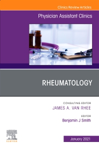 Rheumatology, An Issue of Physician Assistant Clinics - 1st Edition - ISBN: 9780323757850