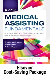 Niedzwiecki et al: Kinn's Medical Assisting Fundamentals Text and Study Guide and SimChart for the Medical Office 2020 Edition - 1st Edition - ISBN: 9780323757966