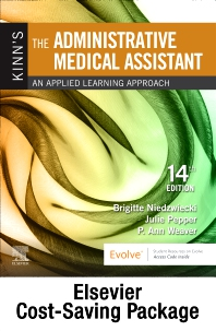 Kinn's The Administrative Medical Assistant - Text and Study Guide Package - 14th Edition - ISBN: 9780323758369