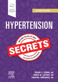 Cover image for Hypertension Secrets