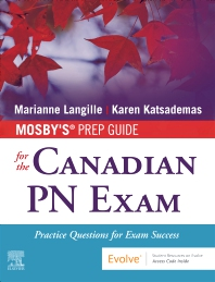 Cover image for Mosby's Prep Guide for the Canadian PN Exam