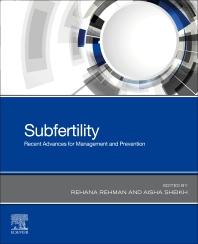 Subfertility - 1st Edition - ISBN: 9780323759458, 9780323759465