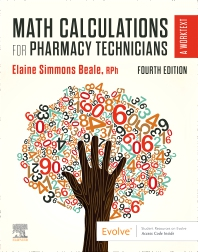 Cover image for Math Calculations for Pharmacy Technicians