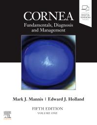 Cover image for PART - Cornea Volume 1