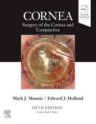 Cover image for PART - Cornea, Volume 2