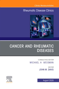 Cover image for Cancer and Rheumatic Diseases, An Issue of Rheumatic Disease Clinics of North America