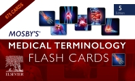 Mosby's® Medical Terminology Flash Cards