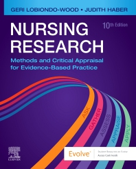 Cover image for Nursing Research