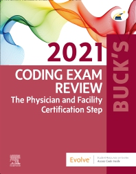Cover image for Buck's Coding Exam Review 2021