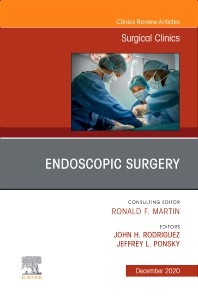 Cover image for Endoscopy, An Issue of Surgical Clinics