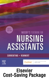 Mosby's Textbook for Nursing Assistants - Textbook and Workbook Package - 10th Edition - ISBN: 9780323763653