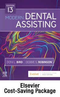 Modern Dental Assisting - Textbook and Workbook Package - 13th Edition - ISBN: 9780323764605