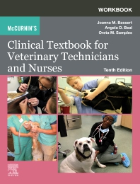 Cover image for Workbook for McCurnin's Clinical Textbook for Veterinary Technicians and Nurses