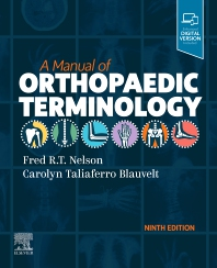 Cover image for A Manual of Orthopaedic Terminology