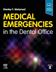 Medical Emergencies in the Dental Office - 8th Edition - ISBN: 9780323776158
