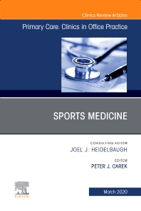 Cover image for Sports Medicine, An Issue of Primary Care: Clinics in Office Practice