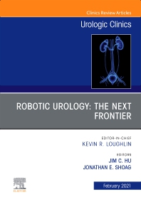 Cover image for Robotic Urology: The Next Frontier, An Issue of Urologic Clinics