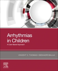 Cover image for Arrhythmias in Children