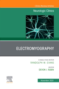 Cover image for Electromyography, An Issue of Neurologic Clinics