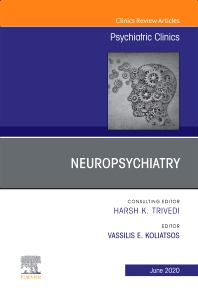 Cover image for Neuropsychiatry, An Issue of Psychiatric Clinics of North America
