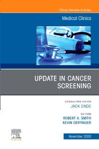 Cover image for Update in Cancer Screening, An Issue of Medical Clinics of North America
