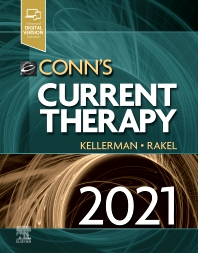 Cover image for Conn's Current Therapy 2021