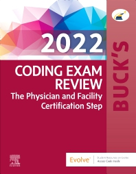 Cover image for Buck's Coding Exam Review 2022