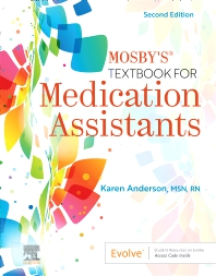 Mosby's Textbook for Medication Assistants - 2nd Edition - ISBN: 9780323790505