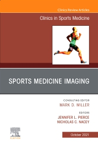 Cover image for Sports Medicine Imaging, An Issue of Clinics in Sports Medicine