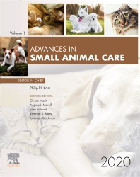 Cover image for Volume 1, An Issue of Advances in Small Animal Care